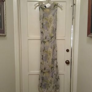 Nostalgia Floral Maxi Dress
